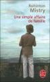 Couverture Une simple affaire de famille Editions Le Livre de Poche 2011