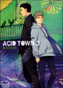 Couverture Acid Town, tome 3