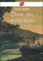 Couverture Deux ans de vacances, abrégé Editions Le Livre de Poche (Jeunesse) 2008