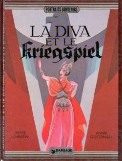 Couverture La Diva et le kriegspiel