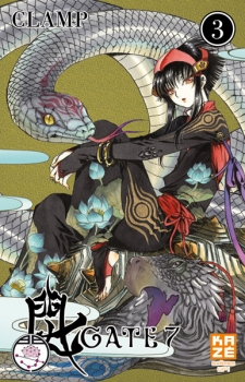 Couverture Gate 7, tome 3