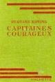 Couverture Capitaines courageux Editions Hachette (Bibliothèque verte) 1955