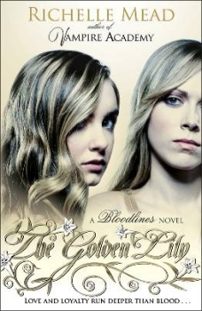 Couverture Bloodlines, book 2: The Golden Lily