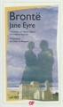 Couverture Jane Eyre Editions Flammarion (GF) 2012