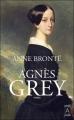 Couverture Agnès Grey Editions Archipoche 2012