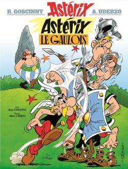 Couverture Astérix, tome 01 : Astérix le gaulois
