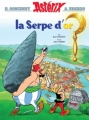 Couverture Astérix, tome 02 : La serpe d'or Editions Hachette 2012