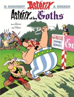 Couverture Astérix, tome 03 : Astérix et les goths