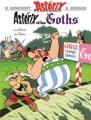 Couverture Astérix, tome 03 : Astérix et les goths Editions Hachette 2012