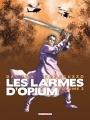 Couverture Les larmes d'opium, tome 2 Editions Delcourt (Machination) 2009