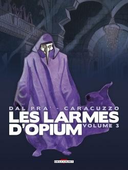 Couverture Les larmes d'opium, tome 3