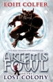 Couverture Artemis Fowl, tome 5 : Colonie Perdue Editions Puffin Books 2006