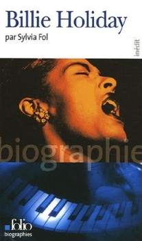 Couverture Billie Holiday