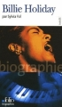 Couverture Billie Holiday Editions Folio  (Biographies) 2005