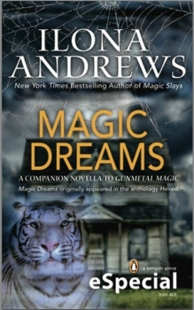 Couverture Magic Dreams