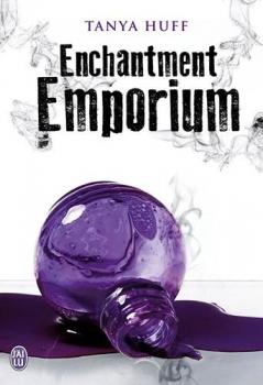 Couverture Enchantment emporium, tome 1