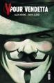 Couverture V pour Vendetta Editions Urban Comics (Vertigo Essentiels) 2012