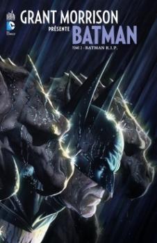 Couverture Grant Morrison présente Batman, tome 2 : Batman RIP