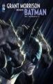 Couverture Grant Morrison présente Batman, tome 2 : Batman RIP Editions Urban Comics (DC Signatures) 2012
