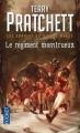 Couverture Les Annales du Disque-Monde, tome 29 : Le Régiment monstrueux Editions Pocket 2012