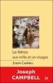 Couverture Le Héros aux mille et un visages Editions Oxus 2010