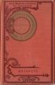 Couverture Cinq semaines en ballon Editions Hachette (Les mondes connus et inconnus) 1919