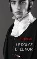 Couverture Le rouge et le noir Editions Yvelinédition (Lire Délivre) 2011