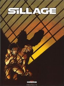 Couverture Sillage, tome 07 : Q.H.I.