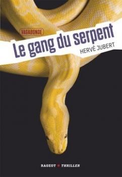 Couverture Vagabonde, tome 2 : Le gang du serpent