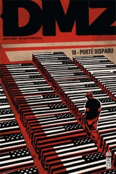 Couverture DMZ, tome 10 : Portés disparus