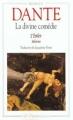 Couverture La divine comédie, tome 1 : L'enfer Editions Flammarion (GF - Bilingue) 1999