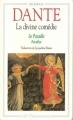 Couverture La divine comédie, tome 3 : Le paradis Editions Flammarion (GF - Bilingue) 1998