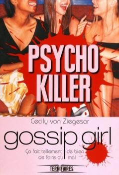 Couverture Gossip Girl Psycho Killer