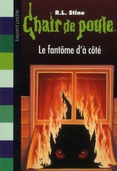 Couverture Chair de poule, tome 16 : Le Fantôme d'à côté
