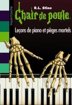 Couverture La mort au bout des doigts / Leçons de piano et pièges mortels