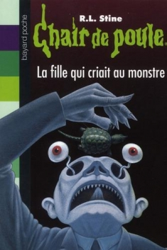 Couverture La fillette qui criait au monstre / La fille qui criait au monstre