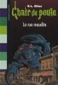 Couverture Sensations fortes, rue du choc ! / La rue maudite Editions Bayard (Poche) 2010