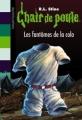 Couverture Quand les esprits s'en mêlent / Les fantômes de la colo Editions Bayard (Poche) 2010