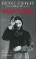 Couverture Raspoutine Editions Flammarion (Grandes biographies) 1998