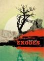 Couverture Exodes Editions L'Atalante (La Dentelle du Cygne) 2012