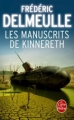 Couverture Les manuscrits de Kinnereth Editions 2012