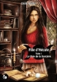 Couverture Fille d'Hécate, tome 1 : La Voie de la Sorcière Editions du Chat Noir (Griffe sombre) 2012