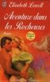 Couverture Aventure dans les Rocheuses Editions J'ai Lu (Pour elle - Aventures & passions) 1995