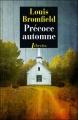 Couverture Précoce automne Editions Phebus (Libretto) 2012