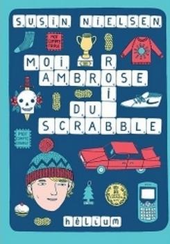Couverture Moi Ambrose roi du Scrabble