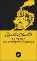 Couverture Le Crime de l'Orient-Express Editions du Masque 2011
