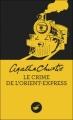 Couverture Le crime de l'orient-express Editions du Masque 2011