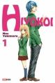 Couverture Hiyokoi, tome 01 Editions Panini 2012