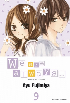 Couverture We are always..., tome 09