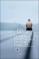 Couverture Les joies éphémères de Percy Darling Editions des Deux Terres 2012